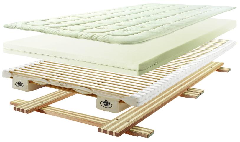 h sler nest 160x200cm komplettes system. Black Bedroom Furniture Sets. Home Design Ideas