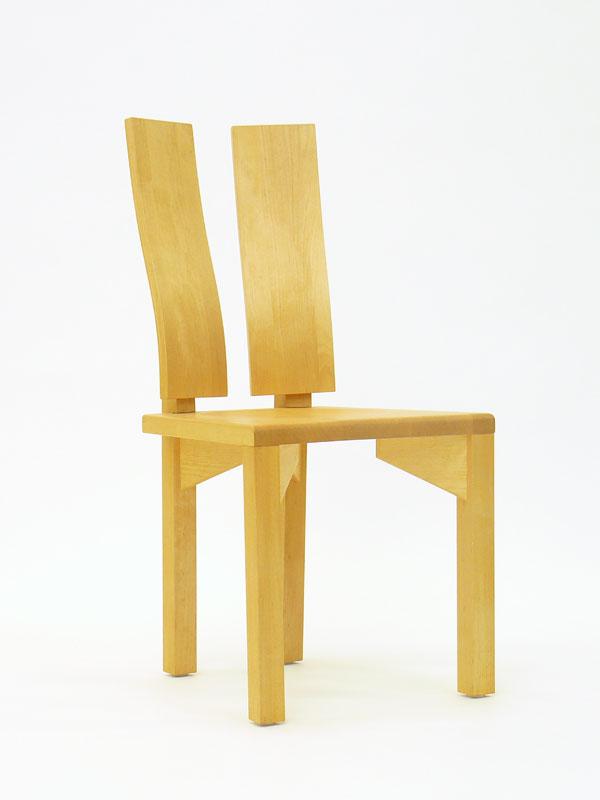 onda stuhl in birke massiv. Black Bedroom Furniture Sets. Home Design Ideas