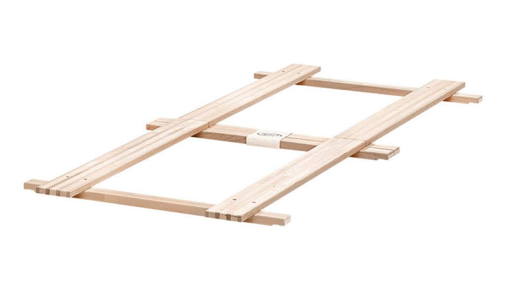h sler nest einlegerahmen 90x200cm. Black Bedroom Furniture Sets. Home Design Ideas